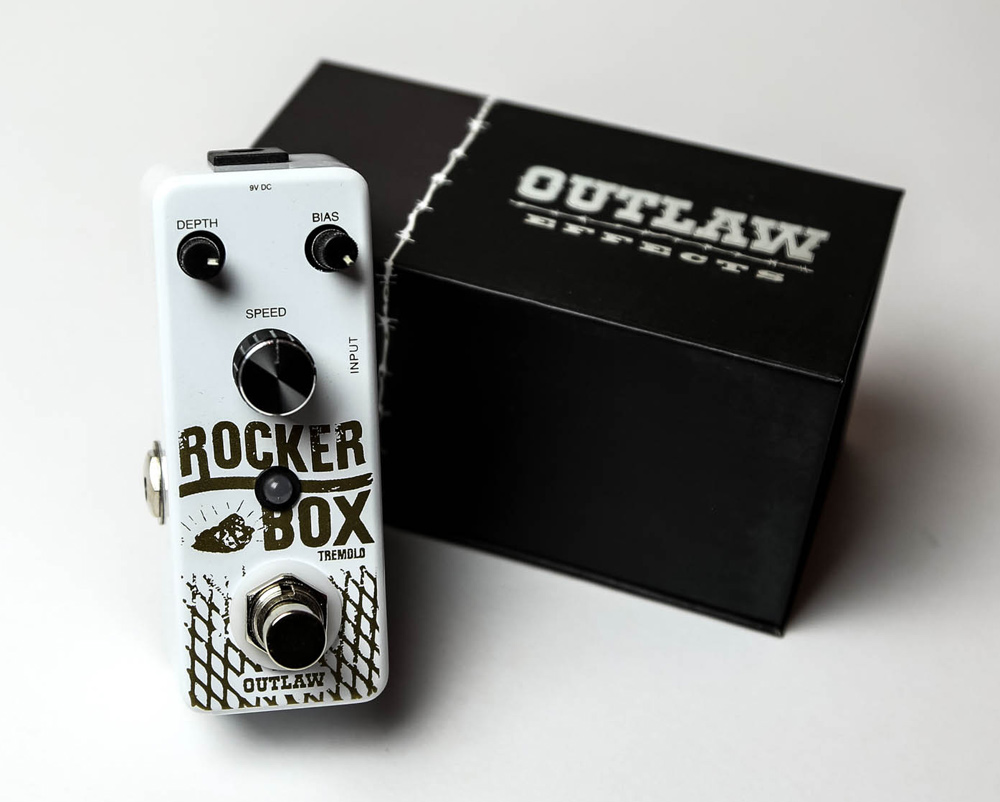 Outlaw Effects Rocker Box