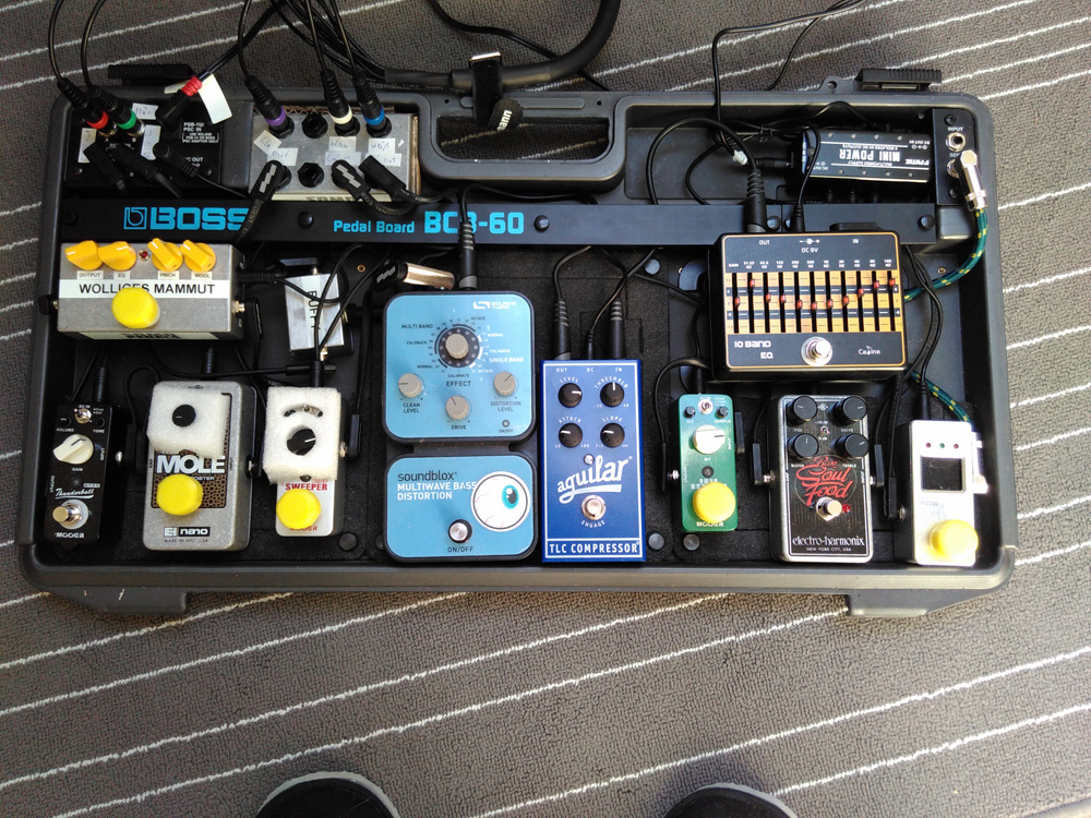 Pedal Line Friday - 4/14 - Simon Ostendarp