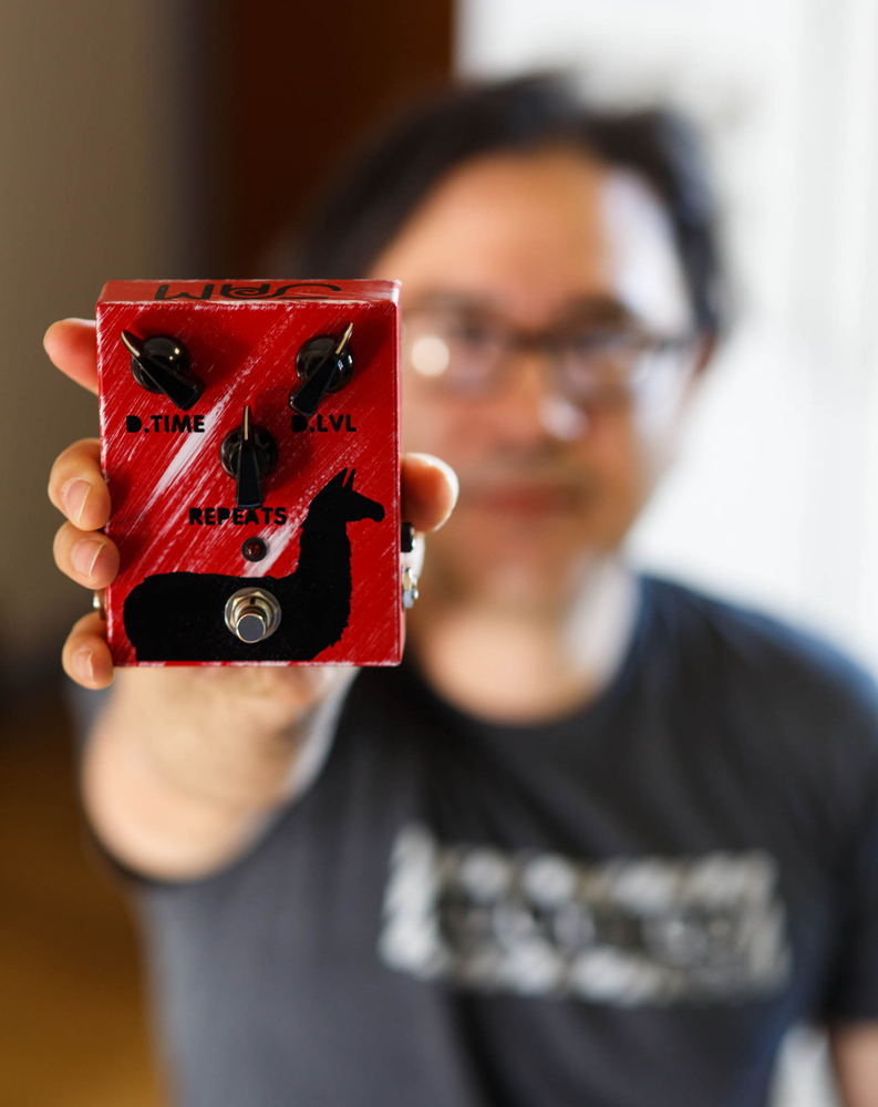 Jam Pedals Delay Llama Give Away