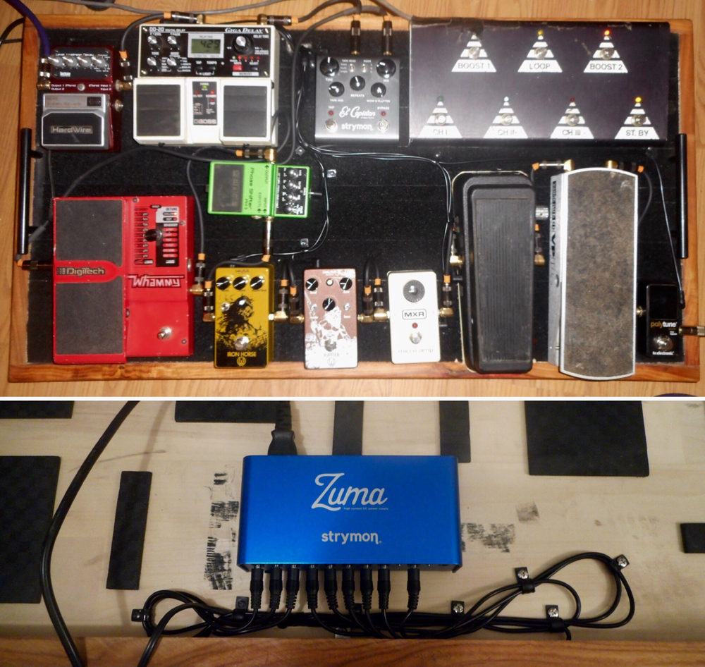 Pedal Line Friday - 5/12 - Matthew Swasta