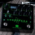 Seymour Duncan Releases the Andromeda Dynamic Delay Pedal