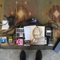 Gemma Thompson - Savages - Pedalboard
