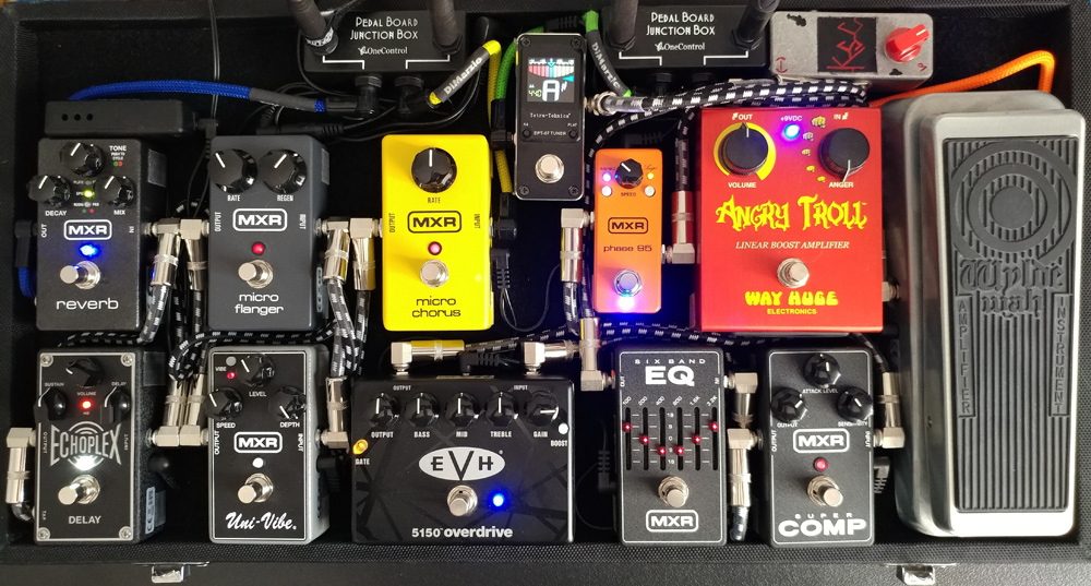 Pedal Line Friday - 6/2 - Anthony Malito