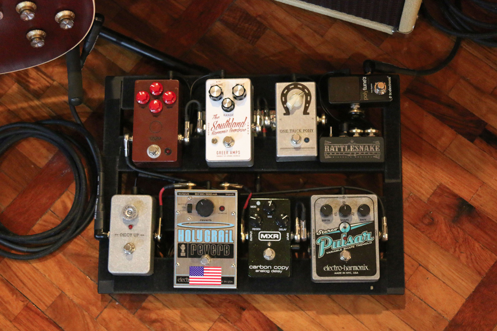 Pedal Line Friday - 6/9 - Dave Clinton
