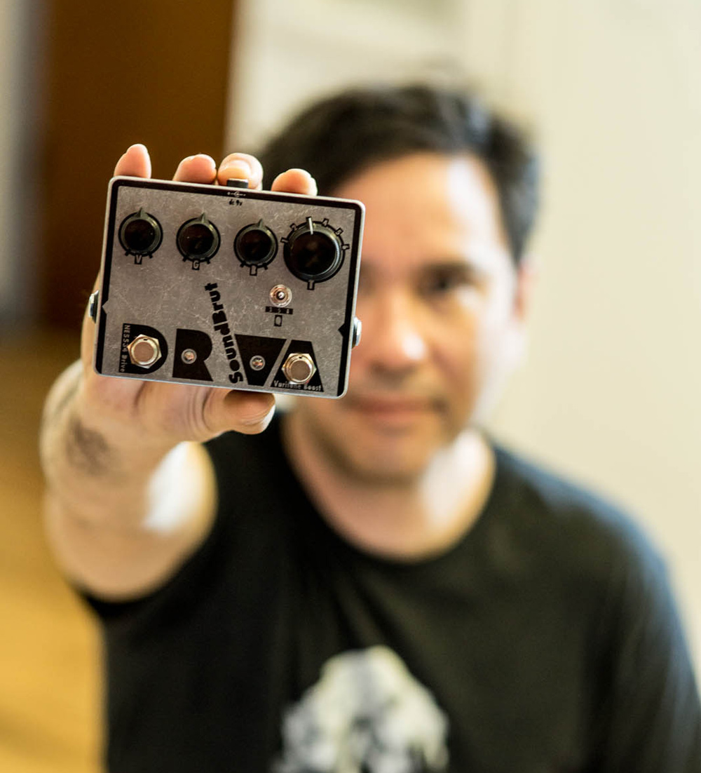 SoundBrut DrVa Overdrive / MOSFET Boost Give Away!