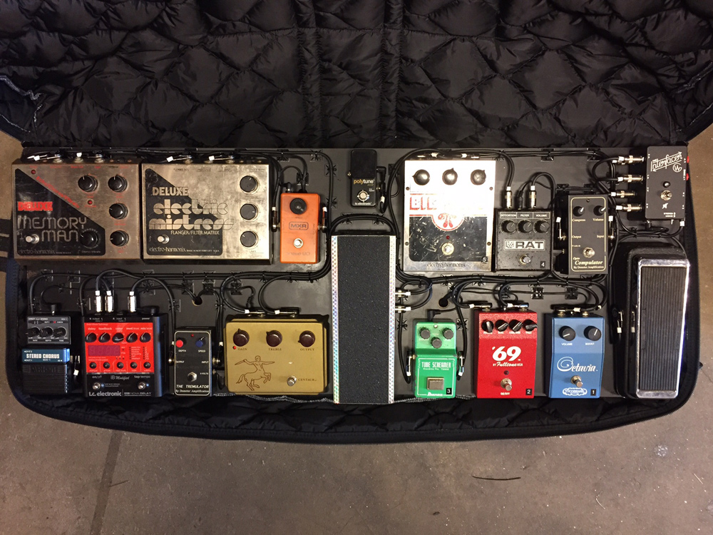 Pedal Line Friday - 7/21 - Peter Rizzo