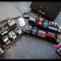 Nels Cline Pedalboard - Wilco