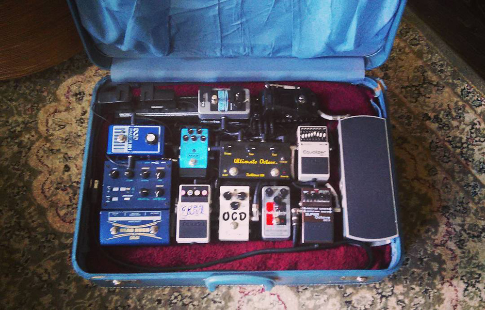 Pedal Line Friday - 8/18 - Ethan Taylor Sims