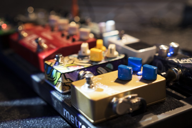 Guest Post: 4 Things To Consider Before Buying a Guitar Pedal