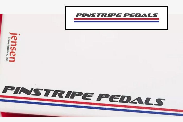 Pinstripe Pedals