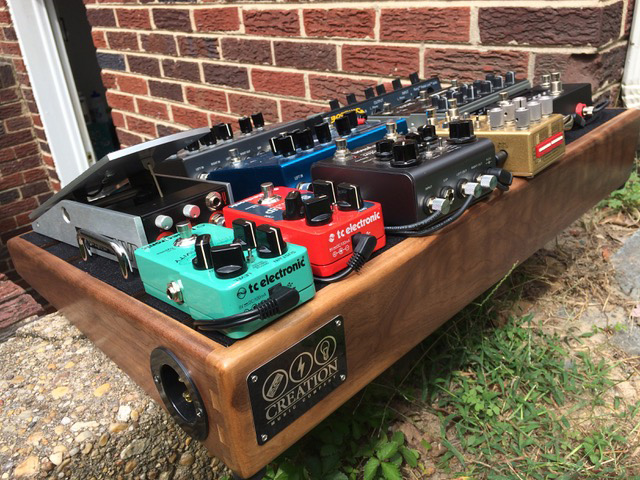 Pedal Line Friday - 10/6 - Matthew Stutts