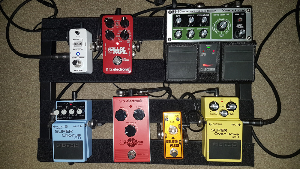 Pedal Line Friday - 11/24 - William Bezett