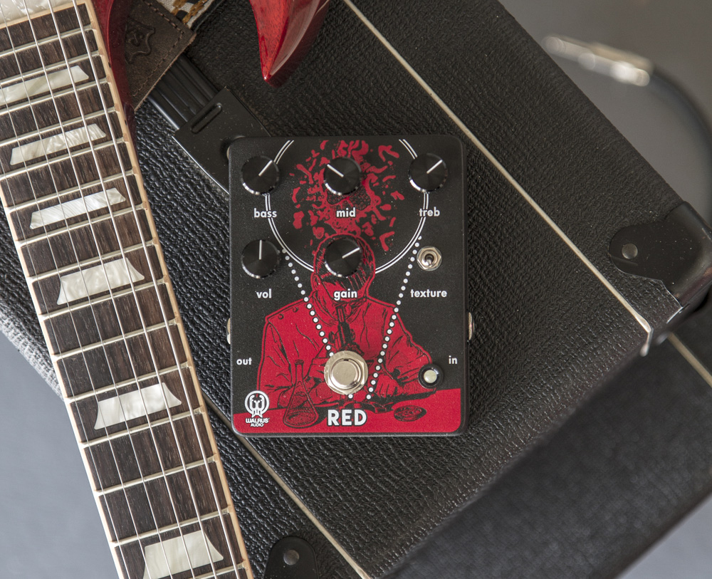 Walrus Audio RED High-Gain Distortion Pedal Review