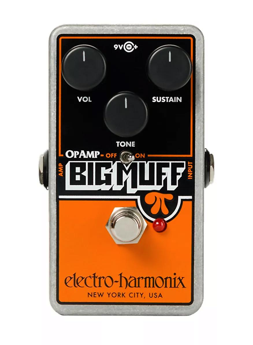 Electro-Harmonix OpAmp Big Muff Reissue Preorder