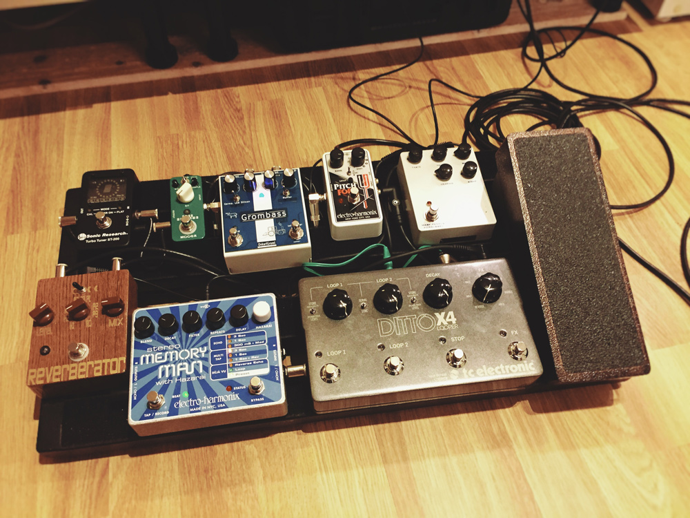 Pedal Line Friday - 12/1 - Peter Laustsen