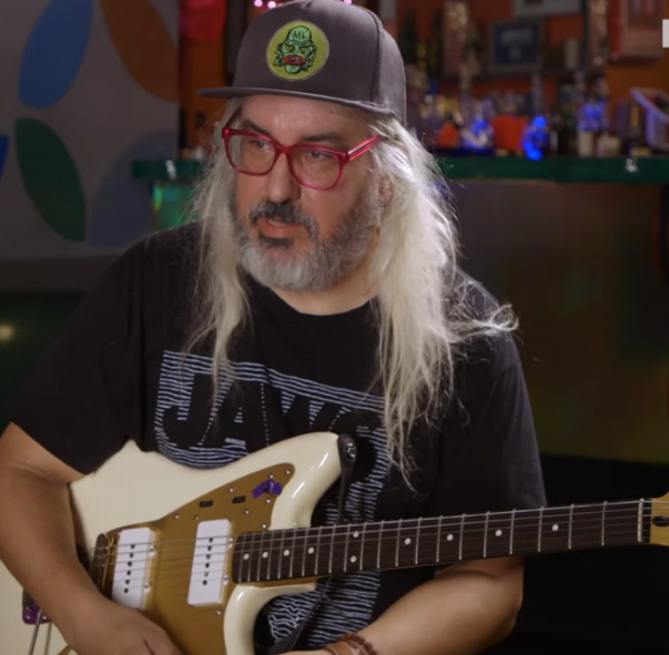 J Mascis on Guitar Moves