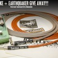 Rattlesnake Cable Company / Earthquaker Devices Give Away
