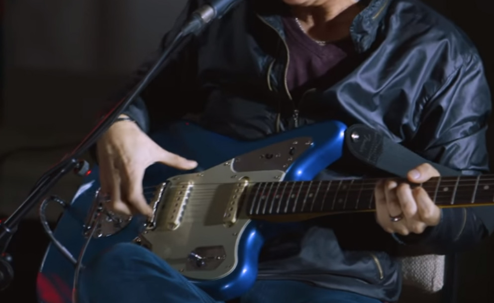 Johnny Marr Lake Placid Blue Jaguar