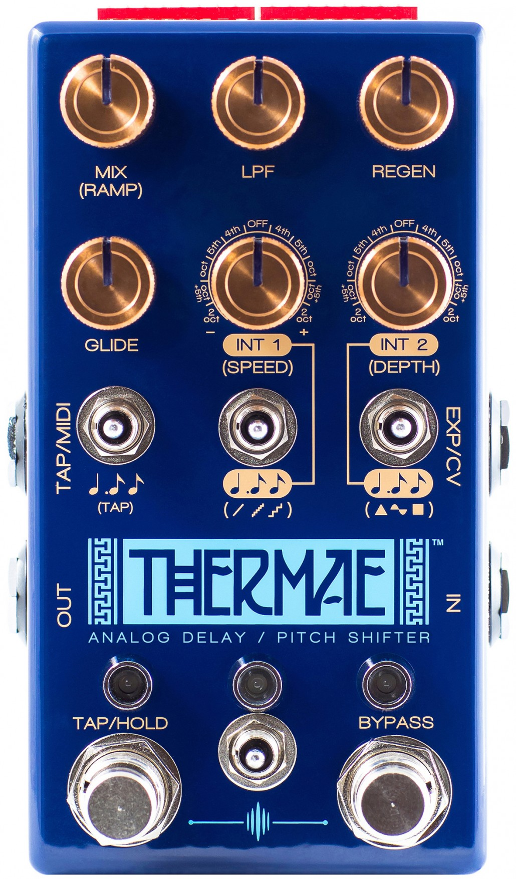 Chase Bliss Audio - Thermae: Analog Delay / Pitch Shifter || Mini-Doc