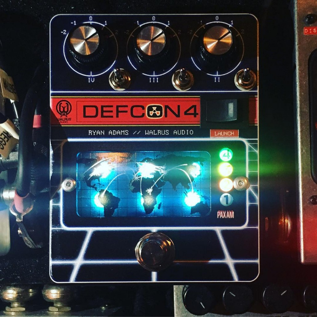Ryan Adams / Walrus Audio DEFCON4