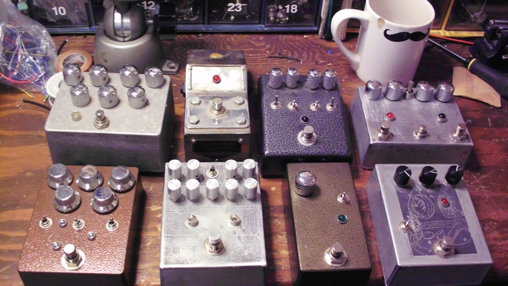 Pedal Line Friday - 9/21 - Johnny Gaultless
