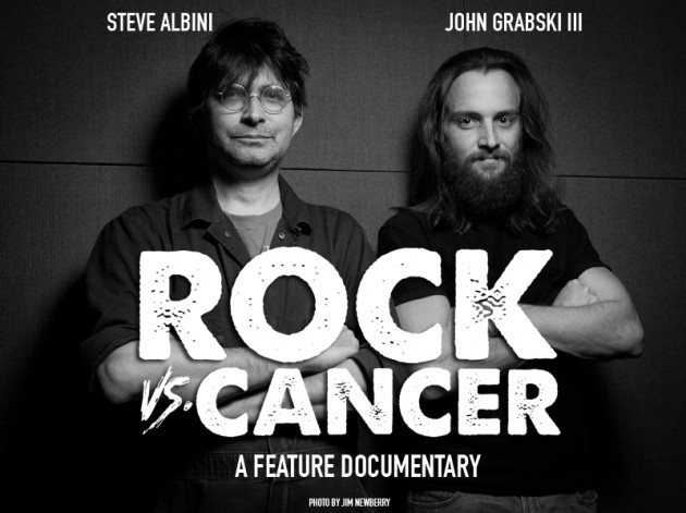 ROCK VS. CANCER