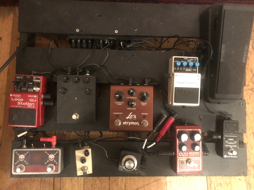 Pedal Line Friday - 9/20 - Ryan Lynch