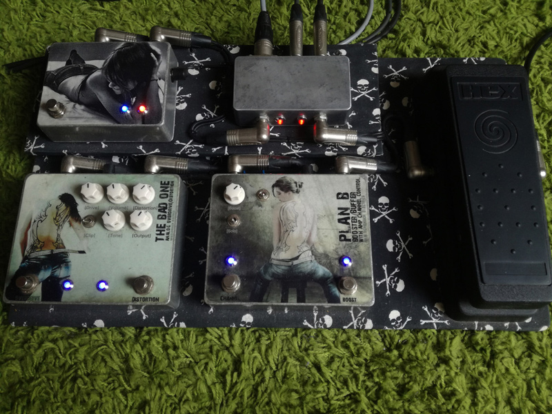 Pedal Line Friday - 10/2 - analogMensch